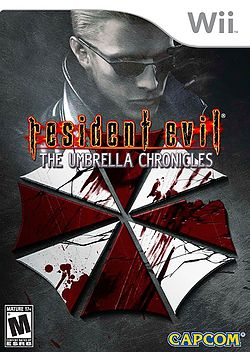Resident Evil The Umbrella Chronicles-ის გარეკანი.jpg