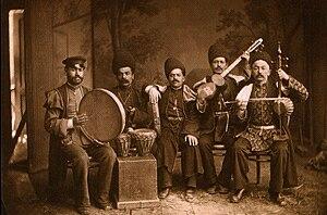 თბილისელი მუზიკანტები