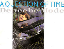 A Question of Time ყდა