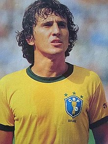 Zico (born 3 March 1953) — Brazil NFT Midfielder (1976–1986).jpg