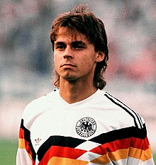 Olaf Thon (born 1 May 1966) — Germany NFT Midfielder (1984–1998).jpg