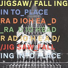 Jigsaw Falling into Place გარეკანი