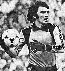 Otar Gabelia (born 24 March 1953) — FC Dinamo Tbilisi Goalkeeper (1977–1982, 1985–1990).jpg