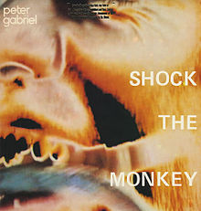 Shock the Monkey ყდა