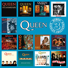 ალბომის Queen: The Singles Collection Volume 3 ყდა