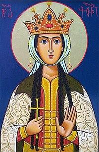 200px Ketevan Queen the Martyr