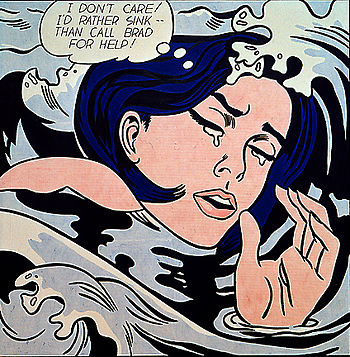 Roy Lichtenstein Drowning Girl.jpg
