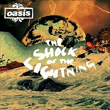 The Shock of the Lightning გარეკანი