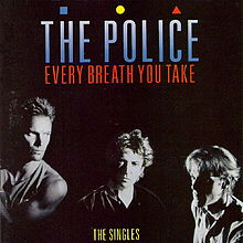 ალბომის Every Breath You Take: The Singles ყდა