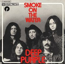 Smoke on the Water ყდა