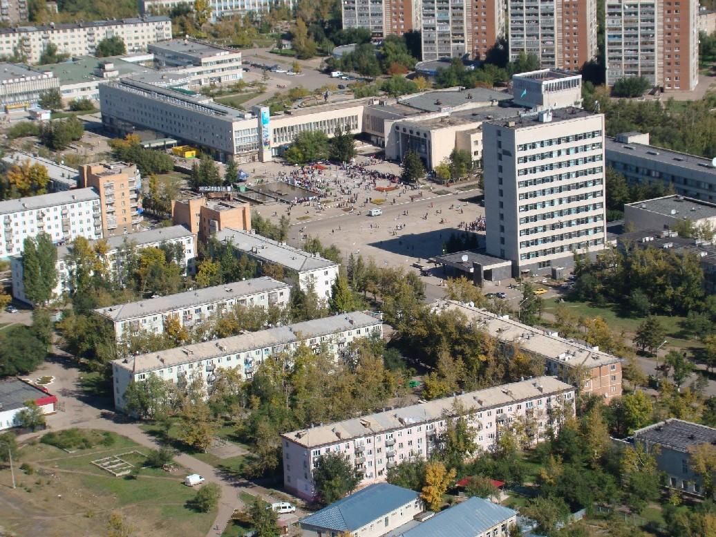 фото города степногорска казахстан картинке выше
