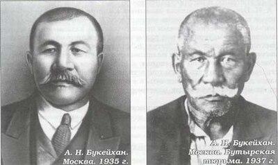Әлихан Бөкейханов (Әлихан Нұрмұхамедұлы Бөкейхан)