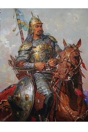 Батыр — Уикипедия Батырлар