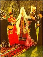 Қазақ Ұлттық салт - дәстүрлер жинағы: Беташар