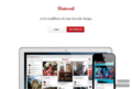 Pinterest Homescreen (Apr. 2013).png