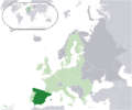 Location Spain EU Europe world.png