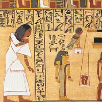 Egyptian Ka