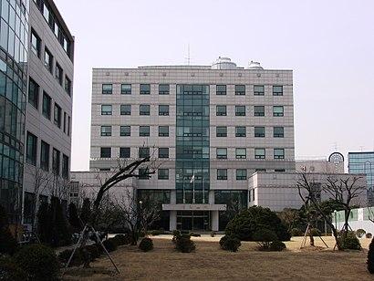 대중 교통으로 서울교대 에 가는법 - 장소에 대해