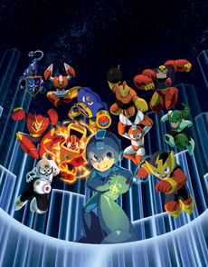 Mega Man Legacy Collection Art.png