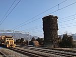 Samnangjin station awatertower.JPG