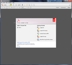 Adobe Acrobat X програмы Windows 7 де.png