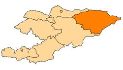 Ысык-Көл областы - Wikipedia
