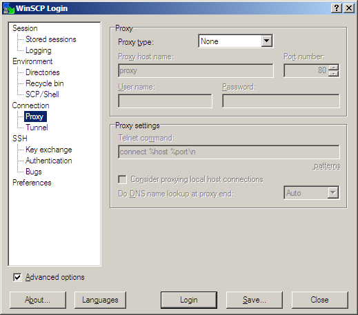 Help:Access to Cloud VPS instances with PuTTY and WinSCP