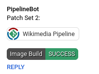 PipelineBot Test Reply