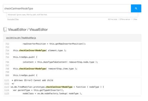Screenshot of codesearch result for VisualEditor function.png