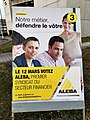 Election poster of Luxembourg social election, 2019 (ALEBA) lb.jpg