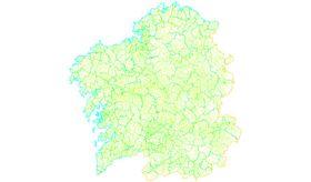 Galiza en parroquias