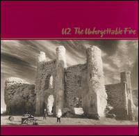 The Unforgettable Fire viršelis