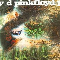 A Saucerful of Secrets viršelis