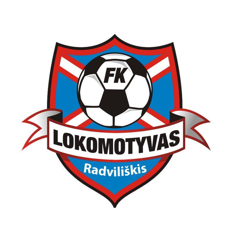 Resultado de imagem para FK Lokomotyvas Radviliškis