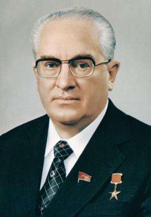Jurijus Andropovas