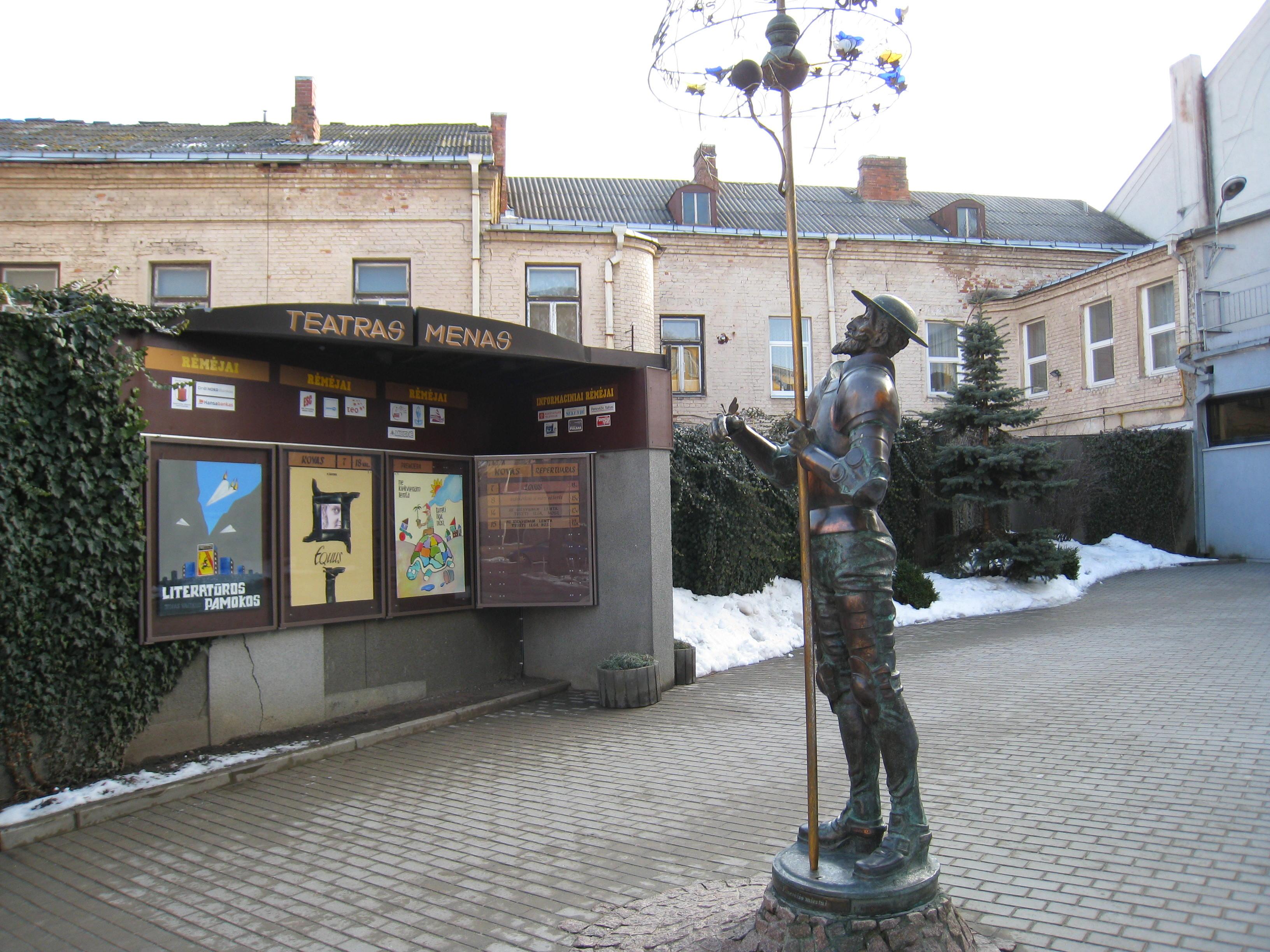 Panevėžio teatras menas