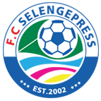 Selenge Press FC logo.png