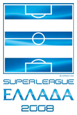 Graikijos Superlyga logo