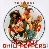 The Best of Red Hot Chili Peppers viršelis