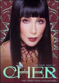 The Very Best of Cher: The Video Hits Collection viršelis