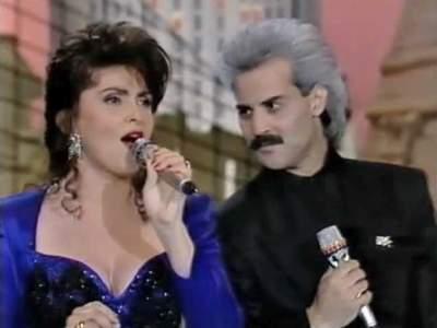 Vaizdas:ESC 1991 Malta - Paul Giordimaina & Georgina Abela.jpg ...