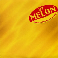 Melon: Remixes for Propaganda viršelis