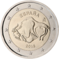 €2 commemorative coin Spain 2015.png