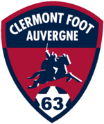 Clermont Foot 63 logo.png
