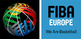 FIBA Europe logotipas