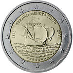 2 Euro Commemorative Portugal 2011.jpg