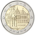 €2 commemorative coin Deutchland 2010.jpg