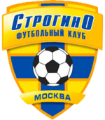 FC Strogino Moscow logo.png