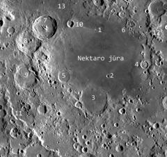 Kirilas Mėnulio Krateris Vikipedija border=