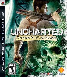 Uncharted Drake's Fortune cover.jpg
